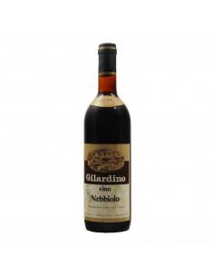 NEBBIOLO 1970 GILARDINO Grandi Bottiglie