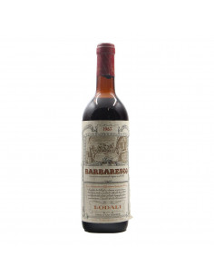 BARBARESCO 1967 LODALI Grandi Bottiglie