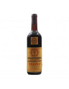 BAROLO 1967 VEGLIO PASQUALE Grandi Bottiglie