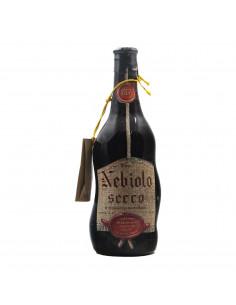 NEBBIOLO SECCO 1967 BERTOLO GRANDI BOTTIGLIE