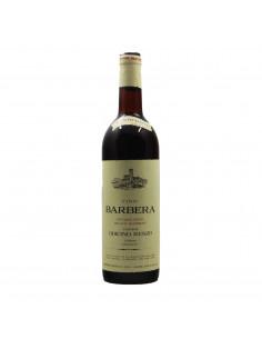 BARBERA 1970 RENZO ODICINO Grandi Bottiglie
