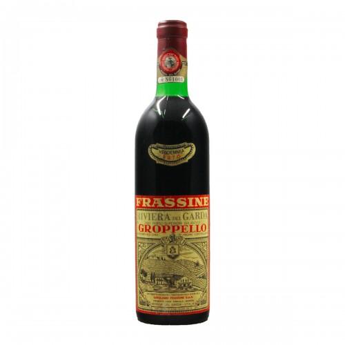 GROPPELLO 1970 FRASSINE GIROLAMO Grandi Bottiglie