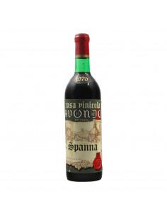 SPANNA 1970 CASA VINICOLA AVONDO Grandi Bottiglie