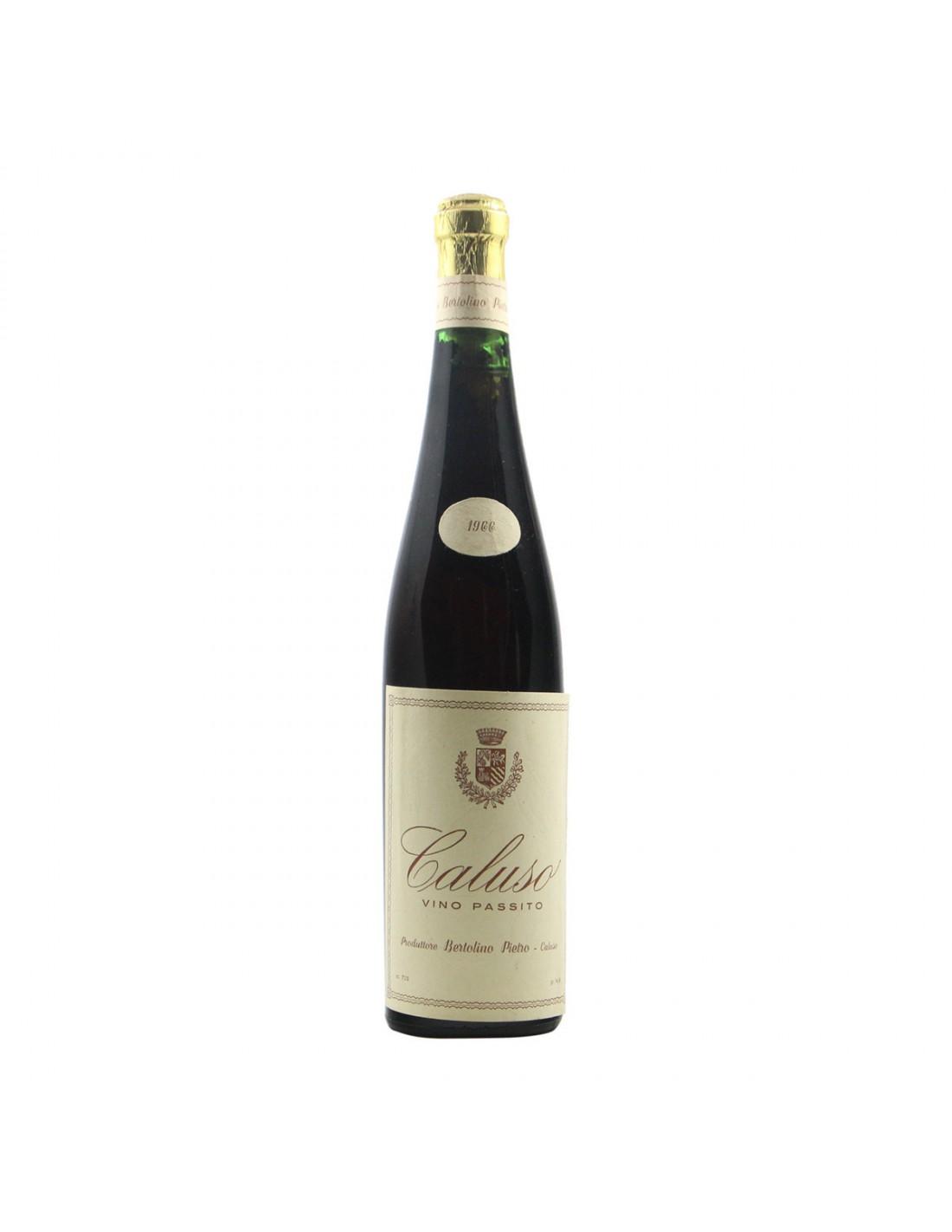 CALUSO PASSITO 1966 BERTOLINO Grandi Bottiglie
