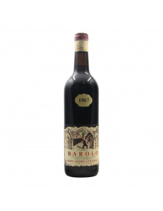 BAROLO 1967 BRERO Grandi Bottiglie