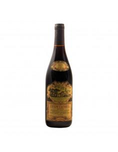 FRANCIACORTA ROSSO 1979 CATTURICH - DUCCO Grandi Bottiglie