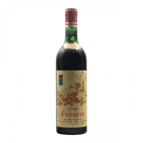 ROSSESE DI SOLDANO 1967 GUGLIELMI Grandi Bottiglie
