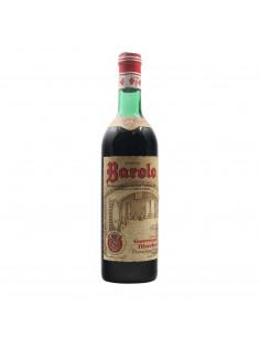 BAROLO RISERVA 1967 GARRONE MARIO Grandi Bottiglie