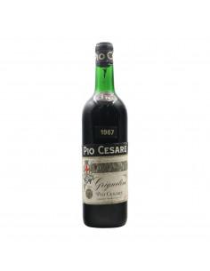 GRIGNOLINO 1967 PIO CESARE Grandi Bottiglie