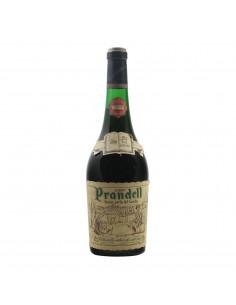 Prandell Bianco Perla Del Garda 1966 PRANDELL GRANDI BOTTIGLIE