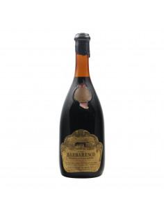 BARBARESCO RISERVA SPECIALE 1966 SCANAVINO Grandi Bottiglie