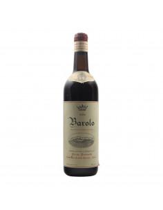 BAROLO 1967 TENUTA MONTANELLO Grandi Bottiglie