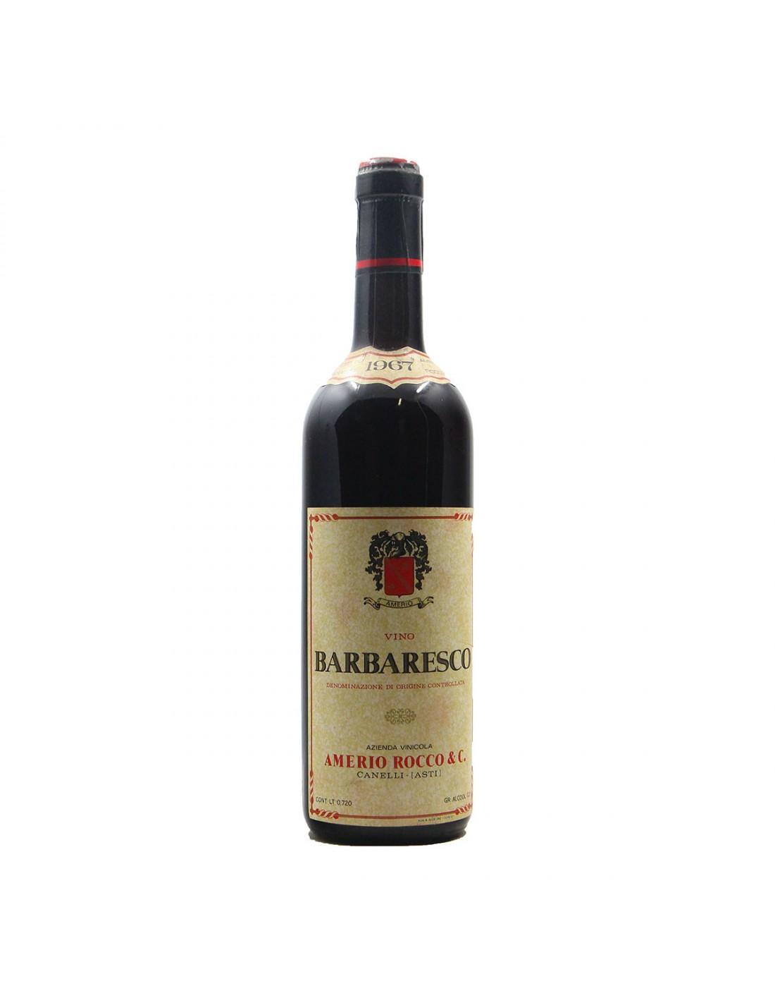 BARBARESCO 1967 AMERIO ROCCO Grandi Bottiglie
