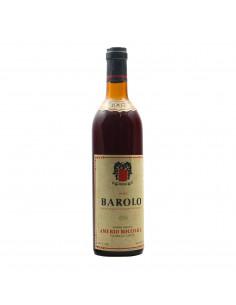 BAROLO 1967 AMERIO ROCCO Grandi Bottiglie