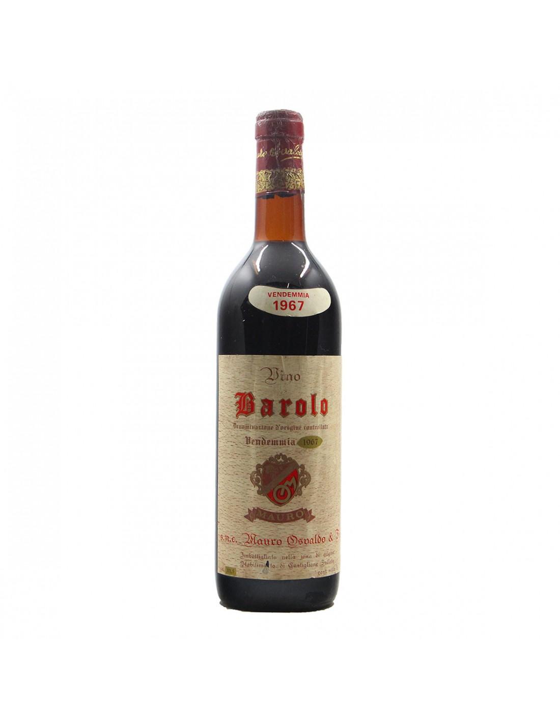 BAROLO 1967 OSVALDO Grandi Bottiglie