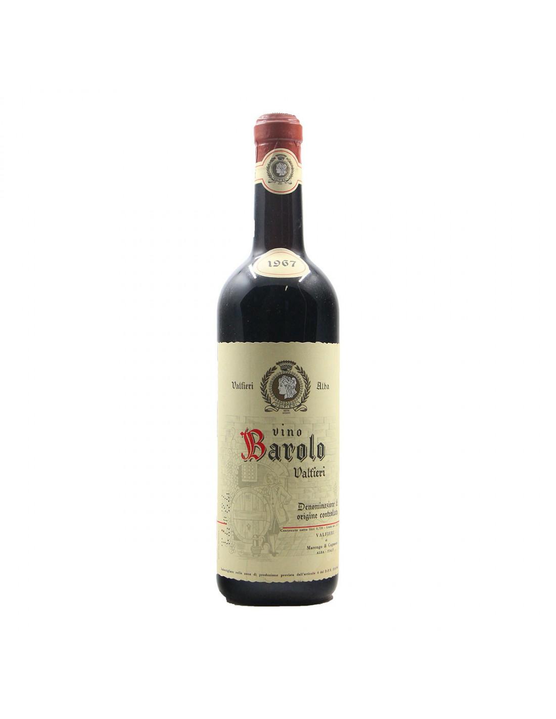 Barolo 1967 VALFIERI GRANDI BOTTIGLIE