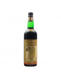 GIRO' DI SARDEGNA RISERVA 1967 EFISIO MELONI Grandi Bottiglie