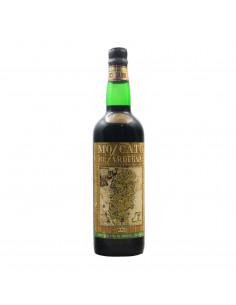 MOSCATO DI SARDEGNA RISERVA 1967 EFISIO MELONI Grandi Bottiglie