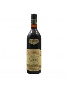 BAROLO 1974 ADRIANO ALFREDO Grandi Bottiglie