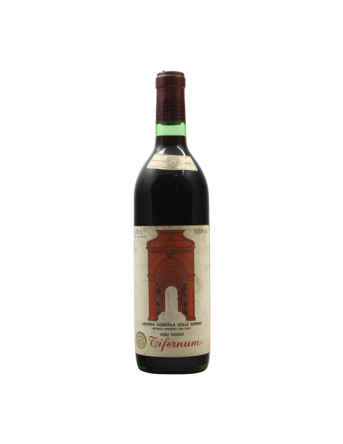 TIFERNUM 1975 AZIENDA AGRICOLA COLLE SERENO Grandi Bottiglie