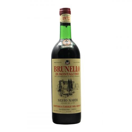 BRUNELLO DI MONTALCINO 1972 NARDI SILVIO Grandi Bottiglie