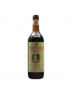 Brunello Di Montalcino 1976 NARDI SILVIO GRANDI BOTTIGLIE