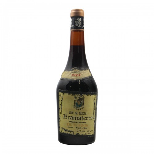 BRAMATERRA 1974 FRATELLI BERTELETTI Grandi Bottiglie