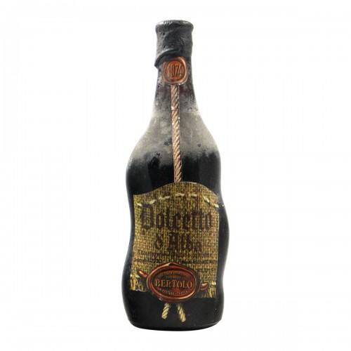 DOLCETTO D'ALBA 1974 BERTOLO Grandi Bottiglie