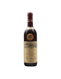 BARBARESCO 1975 BIANCO ALFREDO Grandi Bottiglie