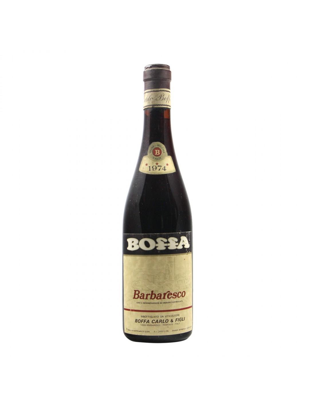 BARBARESCO 1974 BOFFA ANGELO Grandi Bottiglie