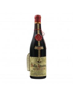 AMARONE CANTINA DEL NONNO 1962 BOLLA Grandi Bottiglie