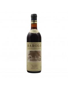 BAROLO 1976 BRERO Grandi Bottiglie