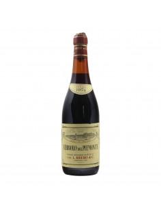 NEBBIOLO 1974 BRERO Grandi Bottiglie