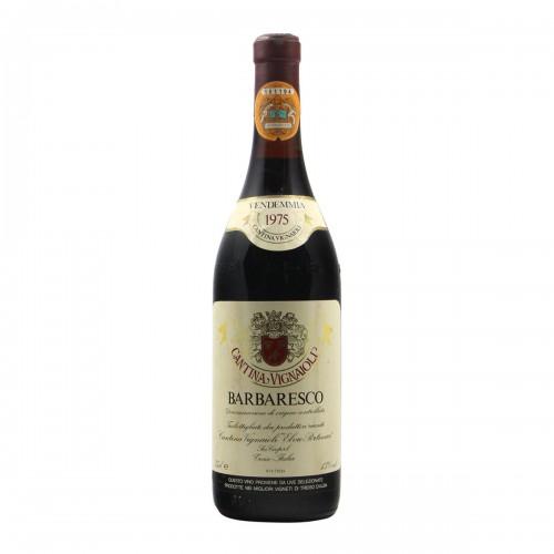 BARBARESCO 1975 CANTINA VIGNAIOLI ELVIO PERTINACE Grandi Bottiglie