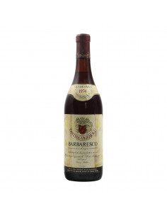 BARBARESCO CLEAR COLOR 1974 CANTINA VIGNAIOLI ELVIO PERTINACE Grandi Bottiglie