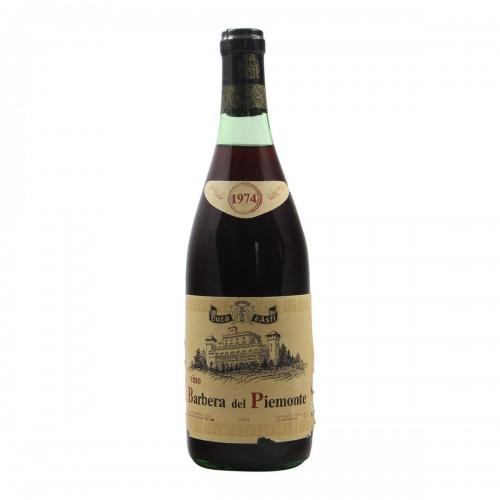 BARBERA DEL PIEMONTE 1974 DUCA D'ASTI Grandi Bottiglie