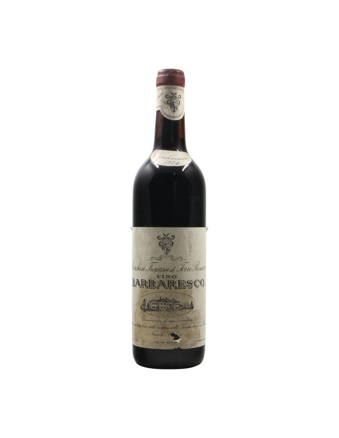 BARBARESCO 1974 FRACASSI Grandi Bottiglie