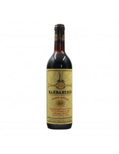BARBARESCO RISERVA SPECIALE 1970 CANTINE LANZAVECCHIA Grandi Bottiglie