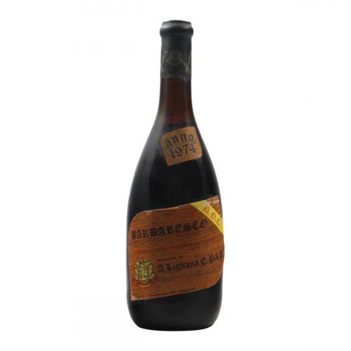 BARBARESCO 1974 LIGNANA Grandi Bottiglie