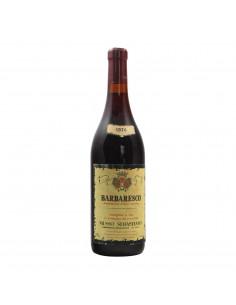 BARBARESCO 1974 MUSSO Grandi Bottiglie