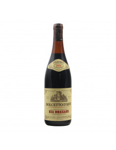 DOLCETTO D'ASTI 1976 DEZZANI Grandi Bottiglie