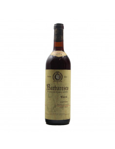 barbaresco BARBARESCO RISERVA CLEAR COLOR (1974)