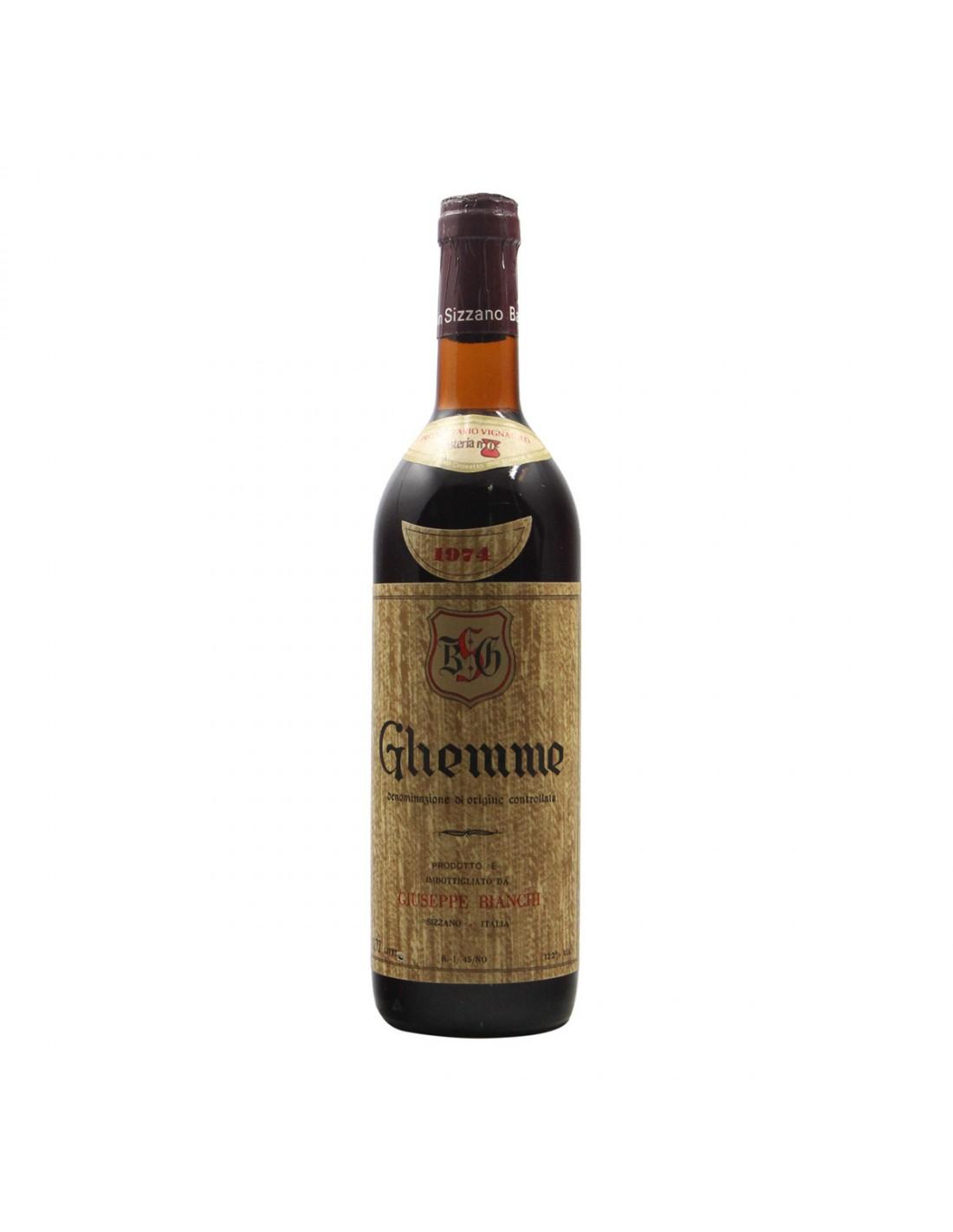 GHEMME 1974 GIOVANNI BIANCHI Grandi Bottiglie