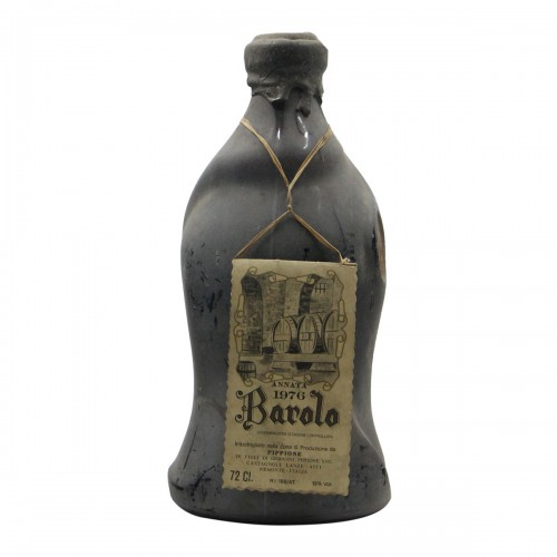 BAROLO 1976 GIOVANNI PIPPIONE Grandi Bottiglie