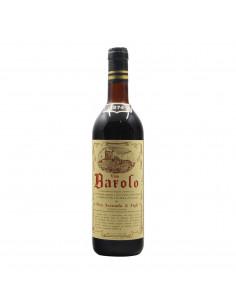 BAROLO 1974 PIRA SECONDO Grandi Bottiglie