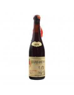BARBARESCO CLEAR COLOR 1974 SALVANO SAVERIO Grandi Bottiglie