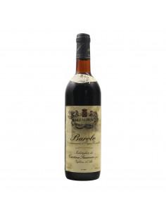 BAROLO 1974 SANROCCO Grandi Bottiglie