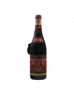RECIOTO DELLA VALPOLICELLA AMARONE 1974 FULVIO SCAMPERLE Grandi Bottiglie