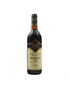 BAROLO 1976 SCANAVINO Grandi Bottiglie