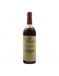 BAROLO 1974 TENUTA MONTANELLO Grandi Bottiglie
